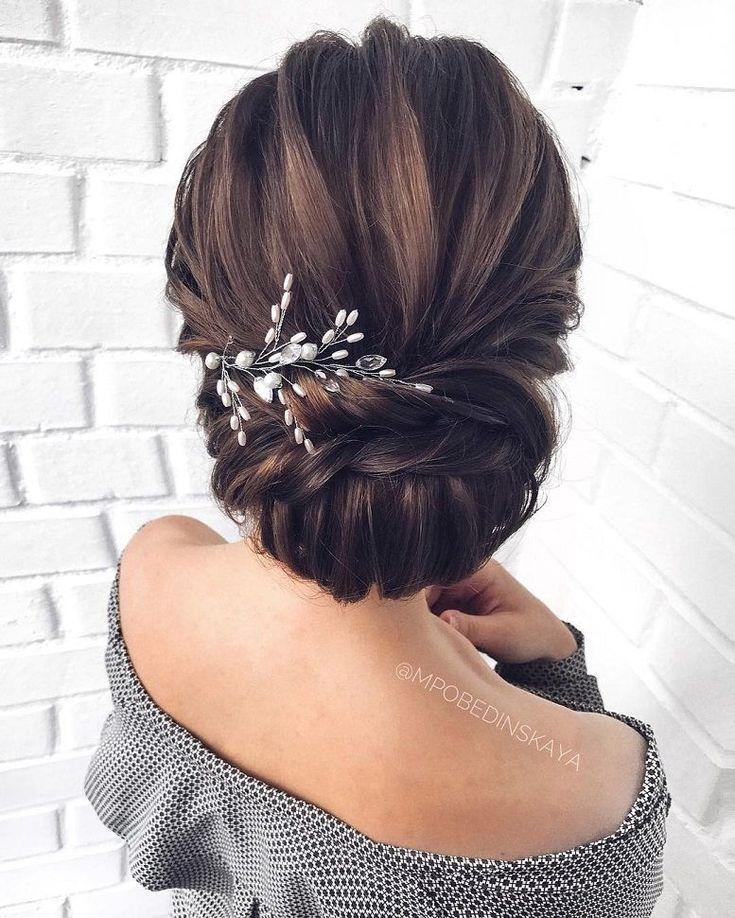 Wunderschöne Hochzeitsfrisuren für die elegante Braut   – Excellent Hair Styles