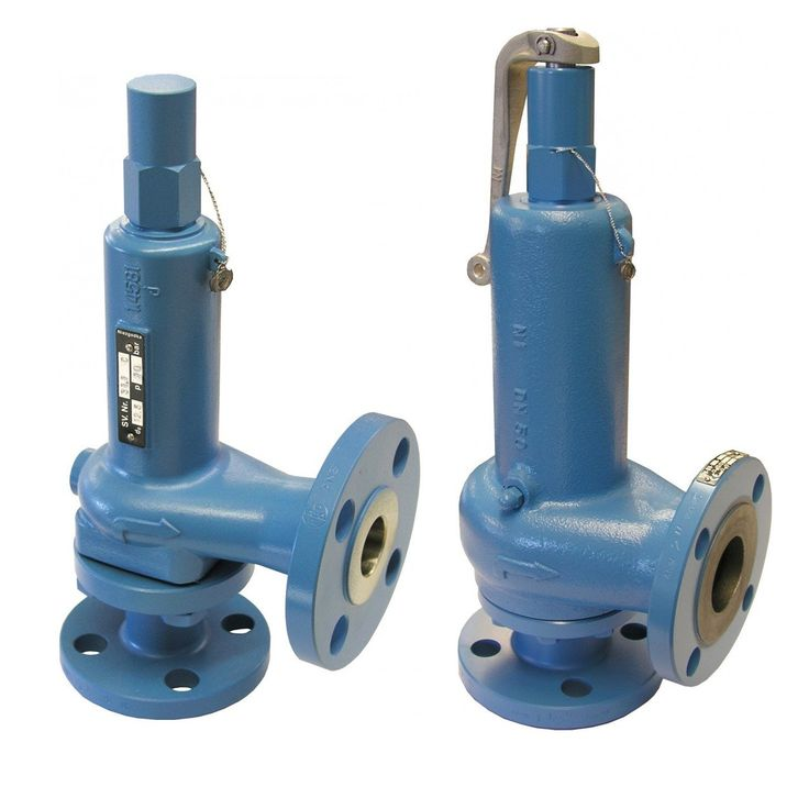 Niezgodka Type 31 Safety Valve
