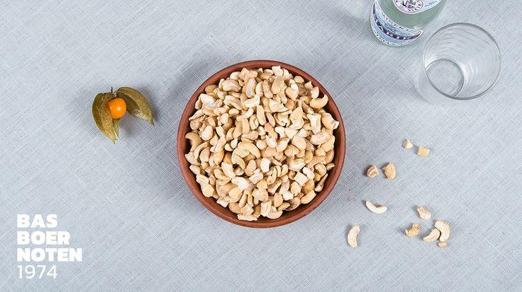 Stukjes cashewnoot