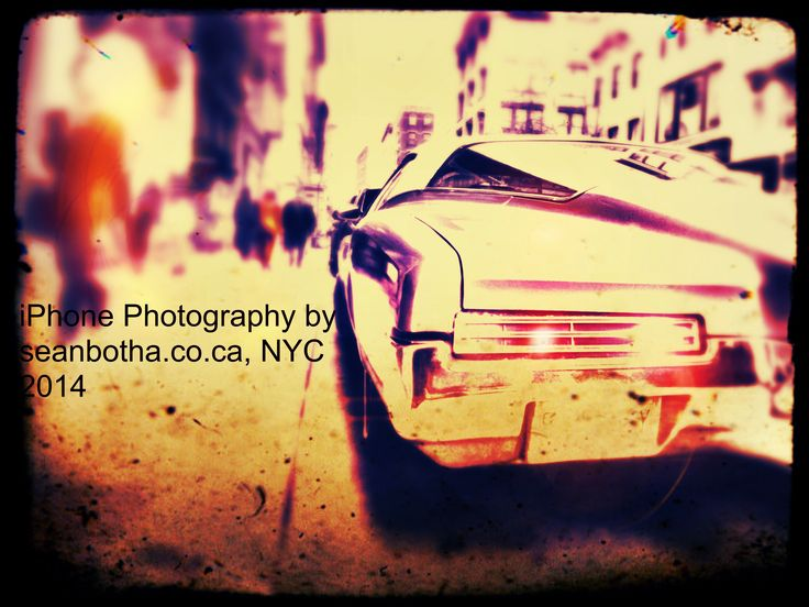 Streets of NYC by Sean Botha
