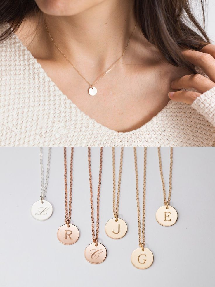 Pin by Hailey Jung on Want J necklace, M necklace