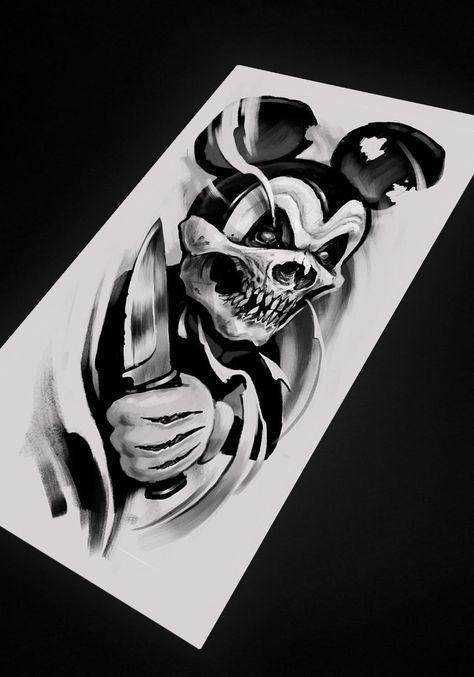 Великолепные работы и эскизы мастера [id4262210|Дмитрия Казимирова] из тату-студии [club46002548|Art of Pain]