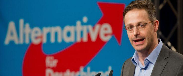 """""""Welt""""-Chefredakteur und -Herausgeber Stefan Aust hatte vorgestern Lachmanns Entlassung angekündigt, weil der sich der AfD als Berater angedient hatte, während er gleichzeitig über die …"""