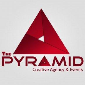Brand Logo Design for thePyramid Printing Solutions.