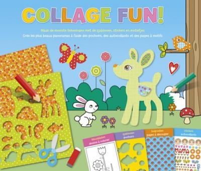Collage fun published by Deltas