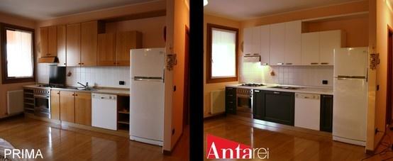 Best Rinnovare Ante Cucina Fai Da Te Contemporary - Skilifts.us ...