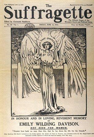 Rhode Island Suffragettes