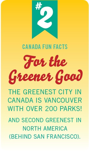 Canada Fun Fact No. 2 by #PinUpLive