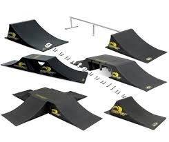 how to build mini ramps for bmx - Google Search