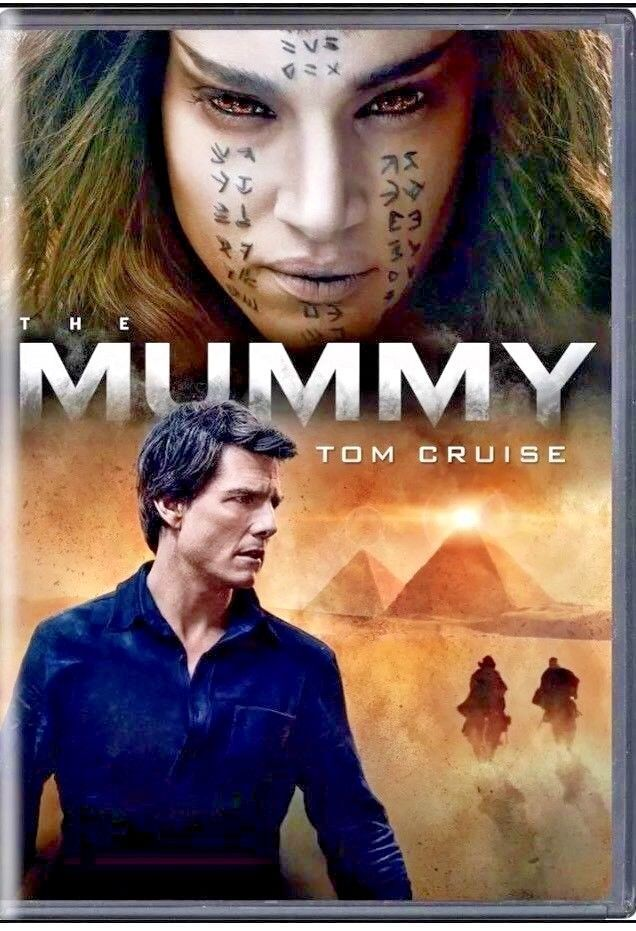 The Mummy DVD 2017 Brand New #TheMummy #dvd #newdvd #dvdmovies #movies #bluray #dvd2017 #newrelease