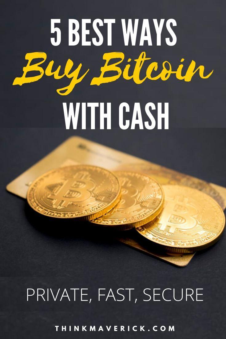 buy bitcoin with money