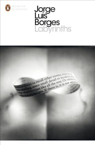 Labyrinths: Selected Stories and Other Writings (Penguin Modern Classics) by Jorge Luis Borges, http://www.amazon.co.uk/dp/0141184841/ref=cm_sw_r_pi_dp_PFfwrb1701XW5