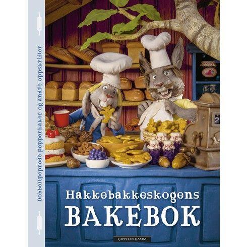 Hakkebakkeskogens Bakebok