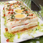 pastel-de-pan-de-molde-ligero-sin-mayonesa