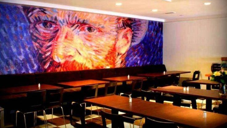 Van Gogh Hostel: Amsterdam, Olanda