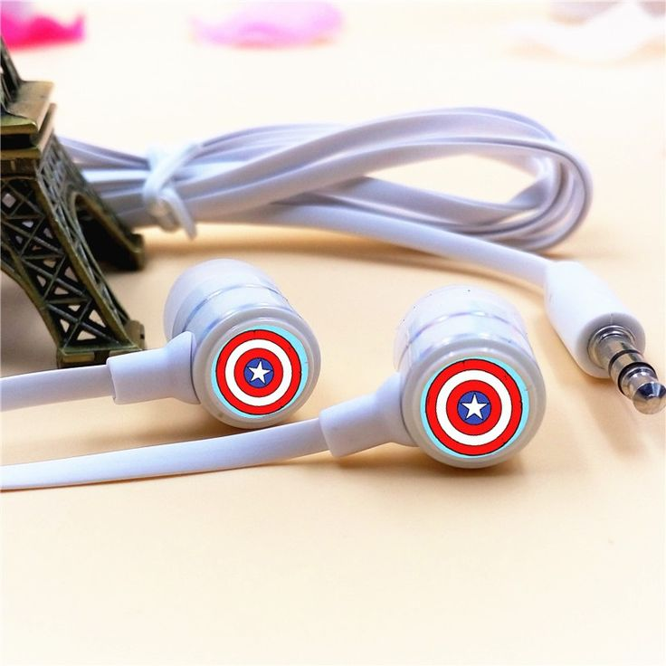 Find More Earphones & Headphones Information about Anime Captain America Cartoon In ear Earphones 3.5mm Stereo Earbuds Phone Music Game Headset for Iphone Samsung MP3 MP4 Player,High Quality earphone hole,China headset extension Suppliers, Cheap earphone mono from CrossTheOcean Store on Aliexpress.com