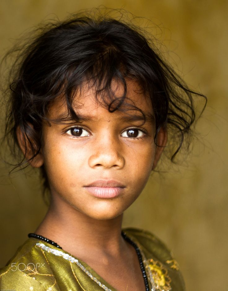 Gipsy kid-2 - Portrait of a Gypsy Kid At Tirunelveli/Tamilnadu/India