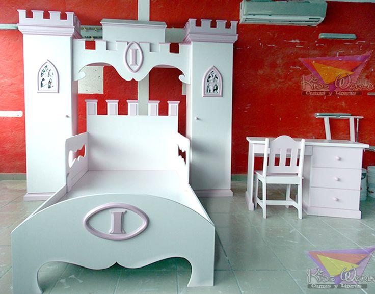 1000 images about muebles para ninos on pinterest for Recamaras infantiles queretaro