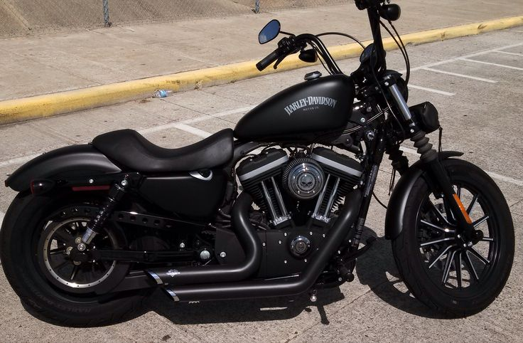 My Harley Davidson Iron 883 Selling my bike $8,500