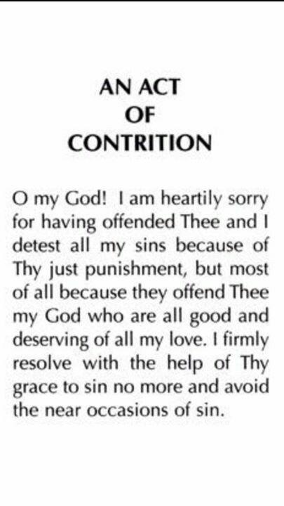 13 best Prayers images on Pinterest Catholic prayers, Prayer and - best of catholic in good standing letter