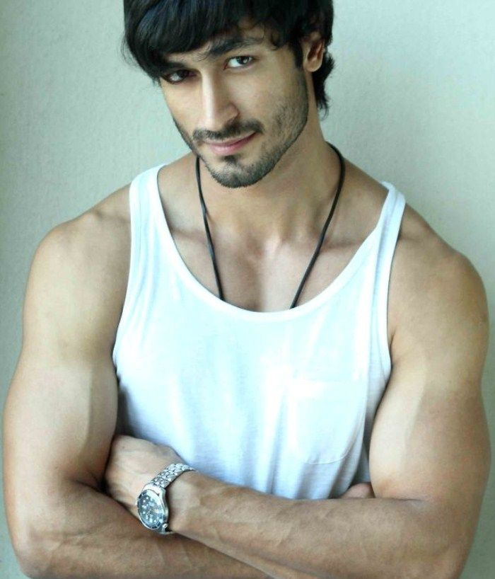 Vidyut Jamwal - action movie star: performs his own stunts - no body doubles, no wires, nada.  India's answer to Jackie Chan?