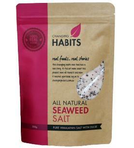 Changing Habits Seaweed Salt
