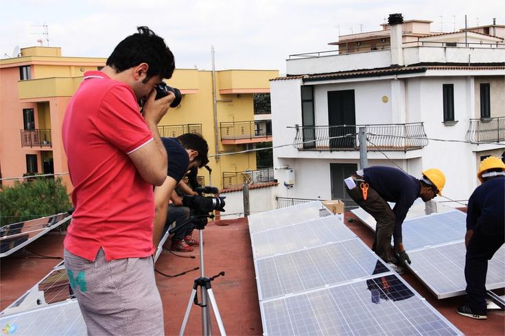 Seed Media Agency al lavoro per #Sun #Project