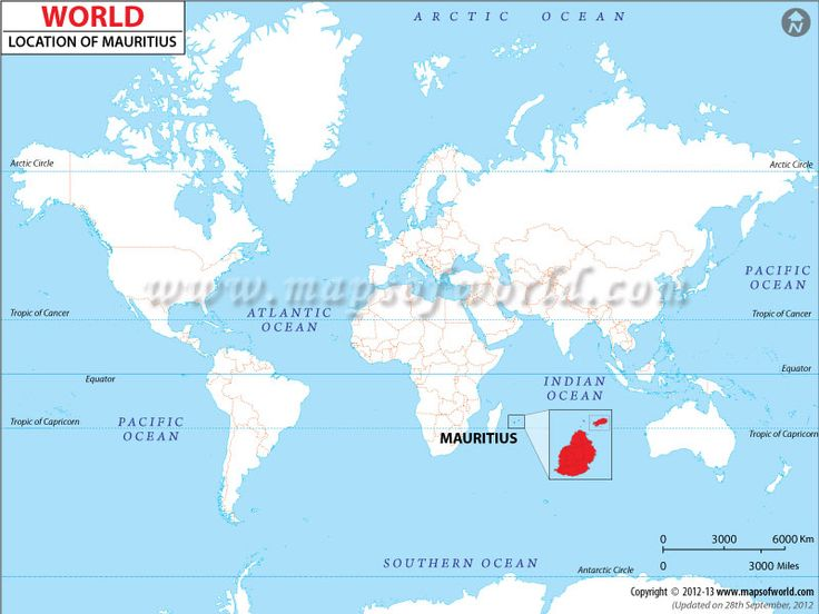 mauritius pics maps - Google Search