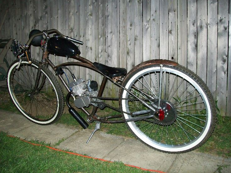 Bicycle conversion