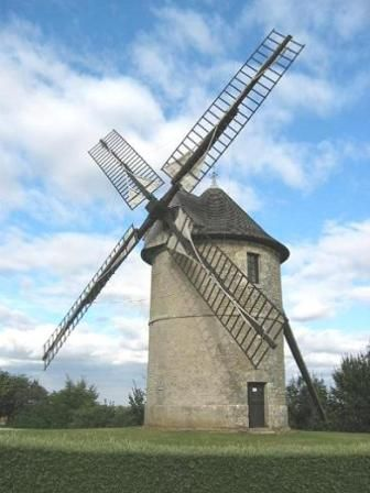 FDMF : 28 Eure-et-Loir moulin tour de Frouville Pensier