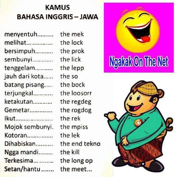 Indonesian DIctionary