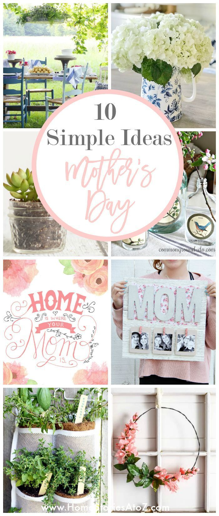10 Easy Diy Mother S Day Gift Ideas Easy Diy Mother S Day Gifts