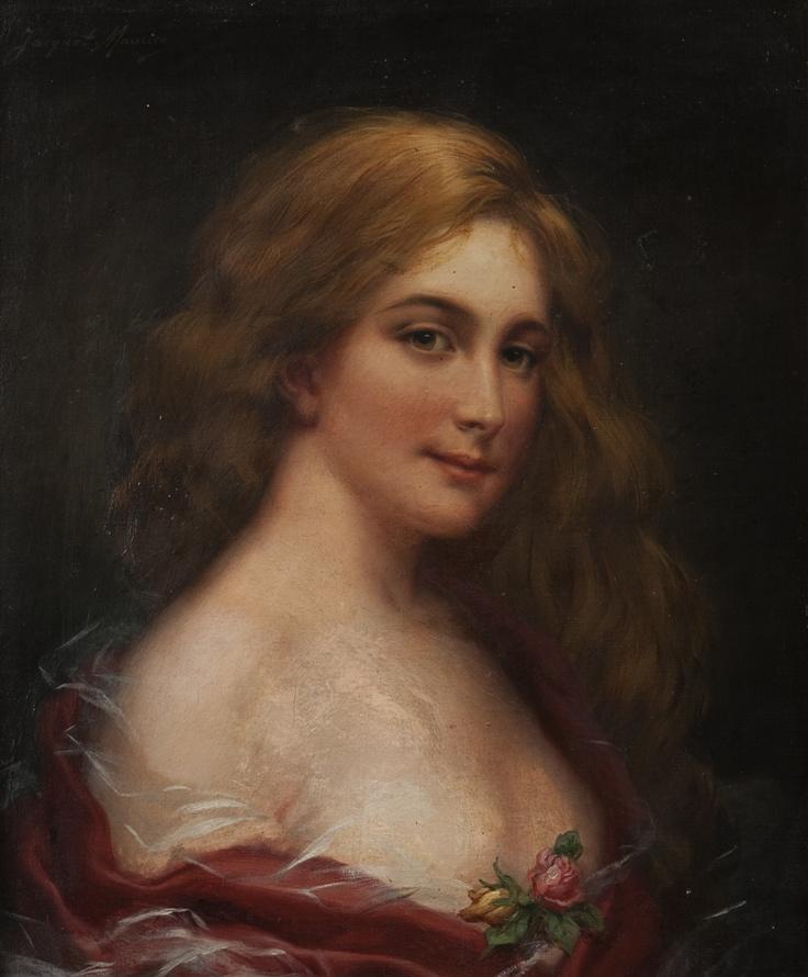 # portrait painting #