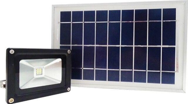 Pentru cabane sau pentru alte aplicatii in care nu aveti o sursa de alimentare, acest Proiector cu LED 5W cu Panou Solar este solutia cea mai buna !