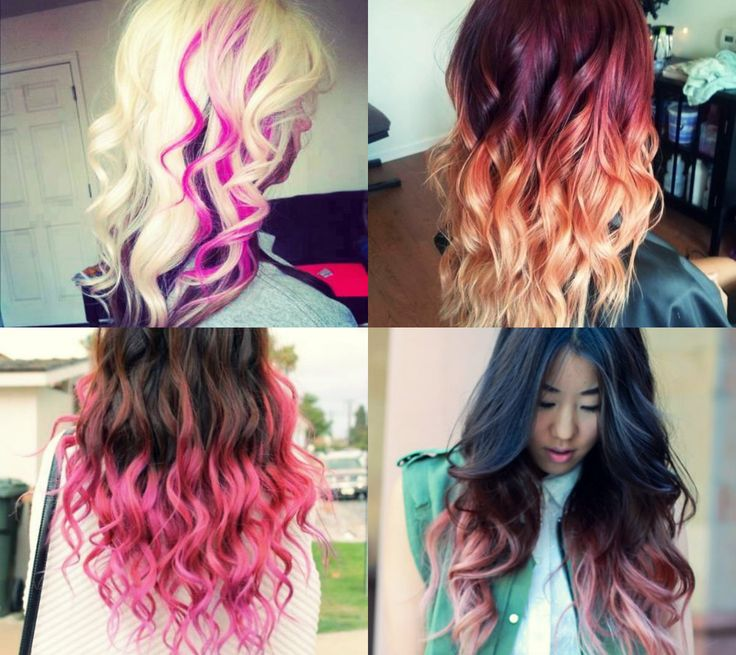 Ejaculating into hair color for porn girls