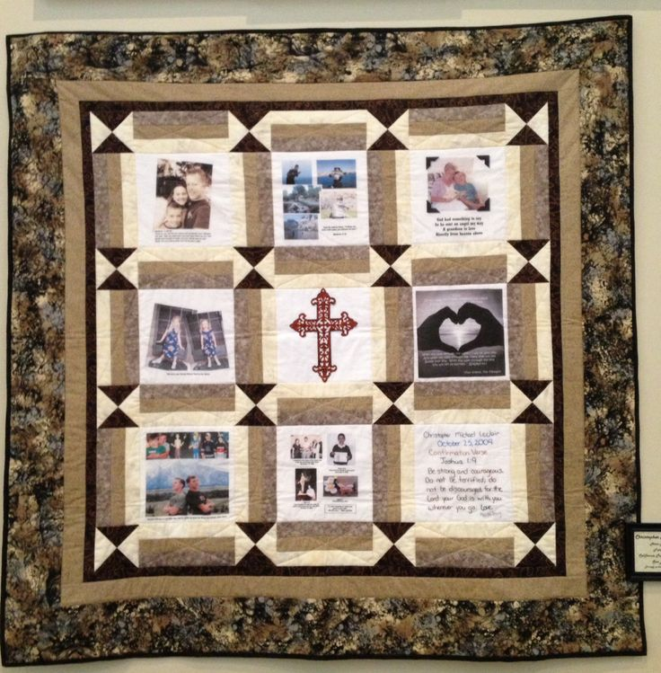 Memory Quilt Idea Quilts I Didn T Make Ideas