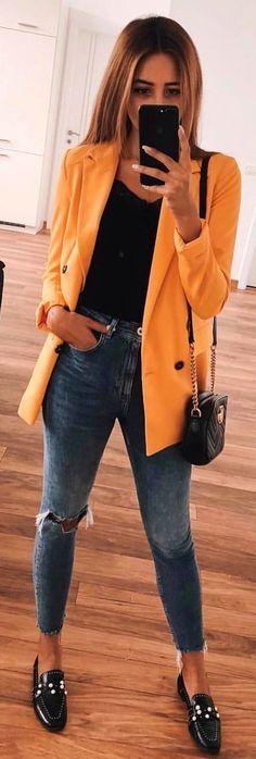 Magnifiques blazers pour femme tendance 2018 4