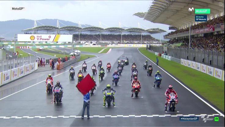 Malaysian GP Race - Ready?