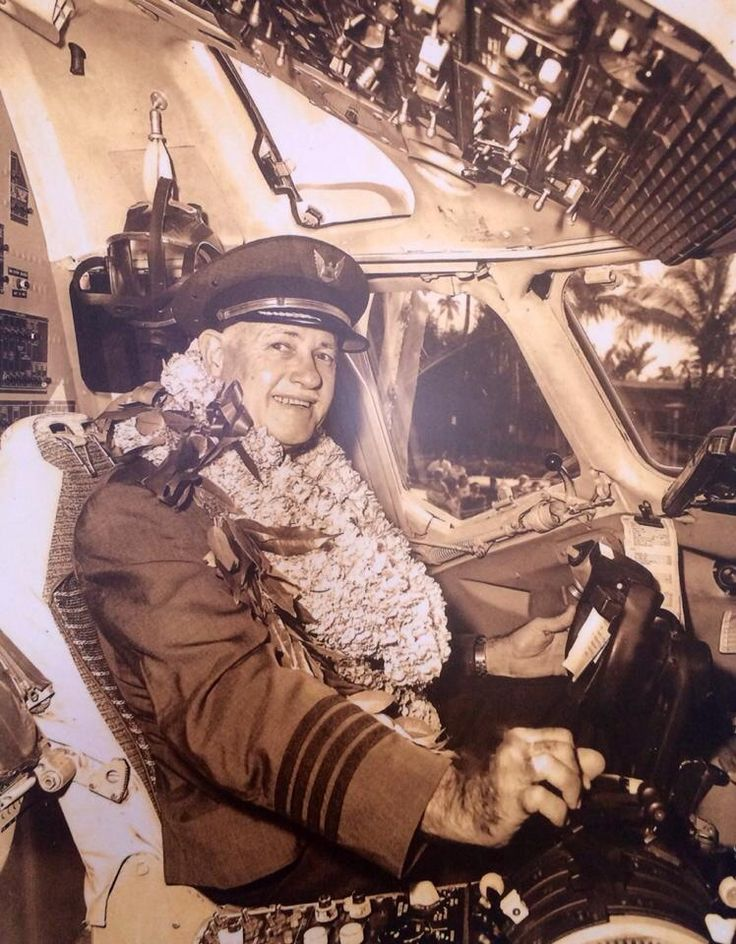 Jim Hogg....kahalui airport in maui was named after him OGG....his choice
