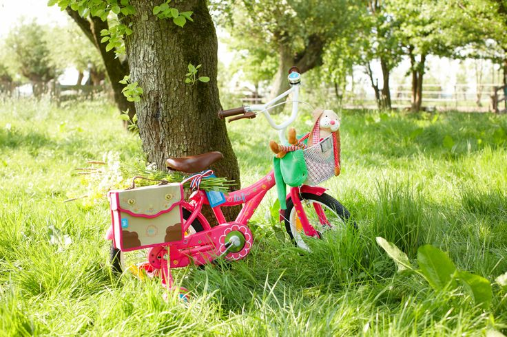 lief! meisjes fiets collectie 2012