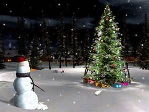 Christmas Screensavers and Wallpaper - Bing images