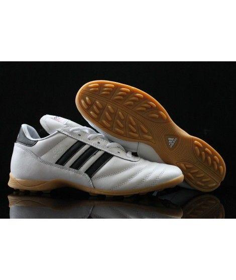 Adidas Copa Mundial Turf Fotbollsskor Vit Brown Svart