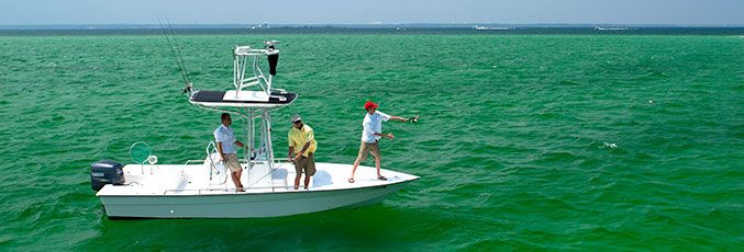 When we say Destin, Fort Walton Beach and Okaloosa Island, FL offer year-round fishing we mean that every day, 24/7, rain or shine, there are fish, a lot of fish, biting only feet from the shore. Destin is known as the World's Luckiest Fishing Village, and that's not just a tagline. That's a promise. And Fort Walton Beach and Okaloosa Island are lucky as well.