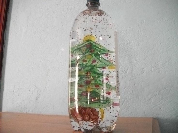 113 best images about soda bottle crafts on pinterest for Bottle craft