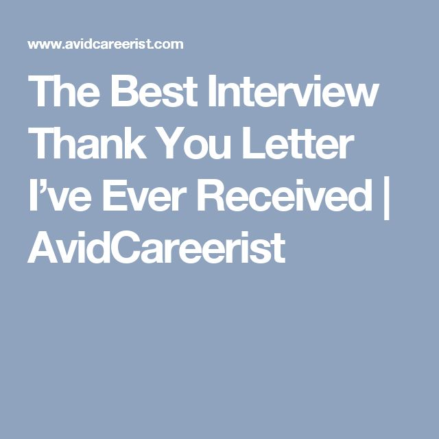Best 25+ Interview thank you letter ideas on Pinterest Interview - interview thank you letter