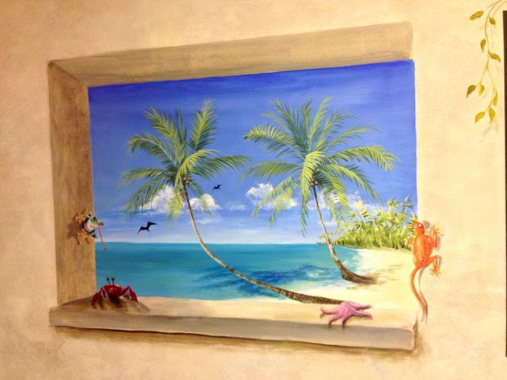 78 Images About Trompe L 39 Oeil On Pinterest Hydrangeas