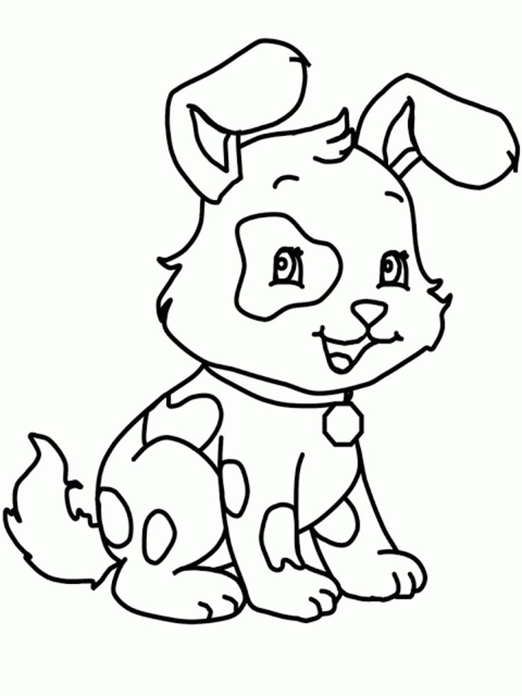 biscuit coloring pages-#6