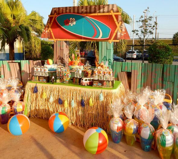 25 best ideas about boardwalk theme on pinterest for Amusement park decoration games