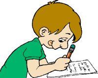 rituel du matin (permettant de calmer les bavardages durant les services); écriture quotidienne, prévoir un achat supplémentaire pour cahier