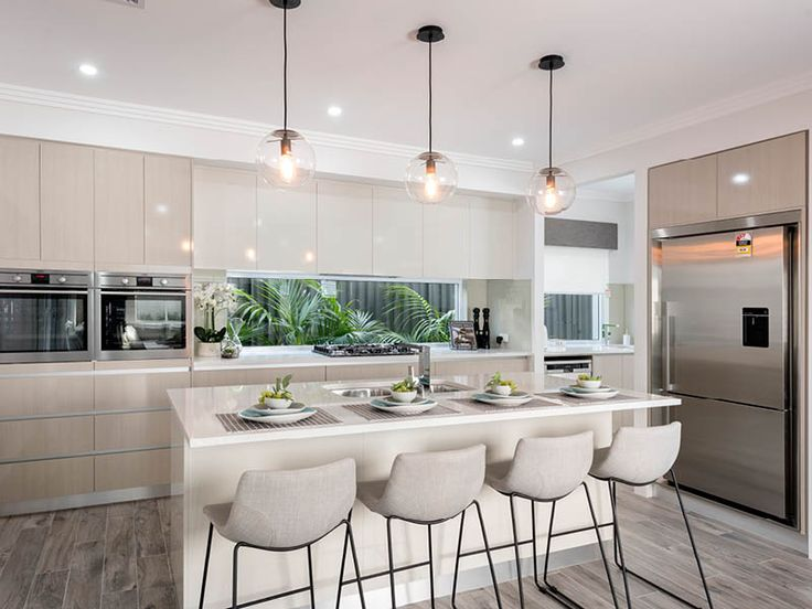 8 best images about baldivis display the cypress on for Display home kitchens